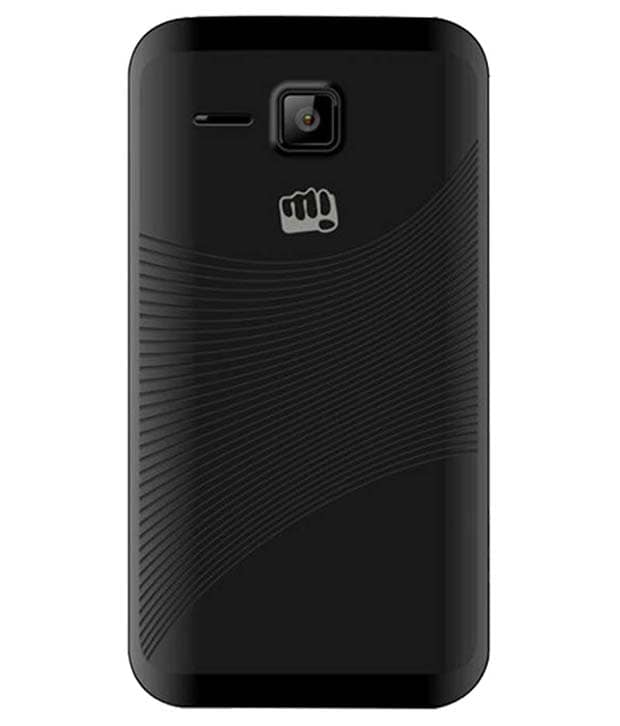Micromax Bolt S301 (With Charger and Handsfree) Black, 4 ...