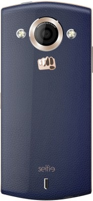 Micromax Canvas Selfie A255 (Blue, 2GB RAM, 16GB) Price in India