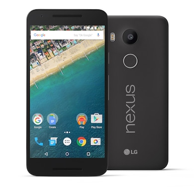 LG Nexus 5X (Charcoal Black, 2GB RAM, 32GB) Price in India