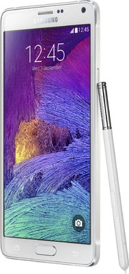 Samsung Galaxy Note 4 (White, 3gb RAM, 32GB) Price in India