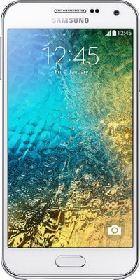Samsung Galaxy E5 (White, 1.5GB RAM, 16GB) Price in India
