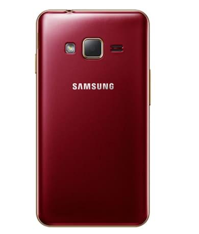 Samsung Z1 (Red, 0.75GB RAM, 4GB) Price in India