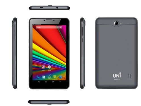 Uni 7 Quot Hd Android Tablet N1 8gb Black 8 Gb 3g Price
