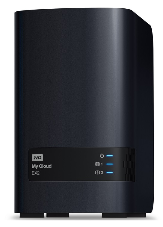 Buy WD My Cloud EX2 Private Cloud Storage 4 TB Online