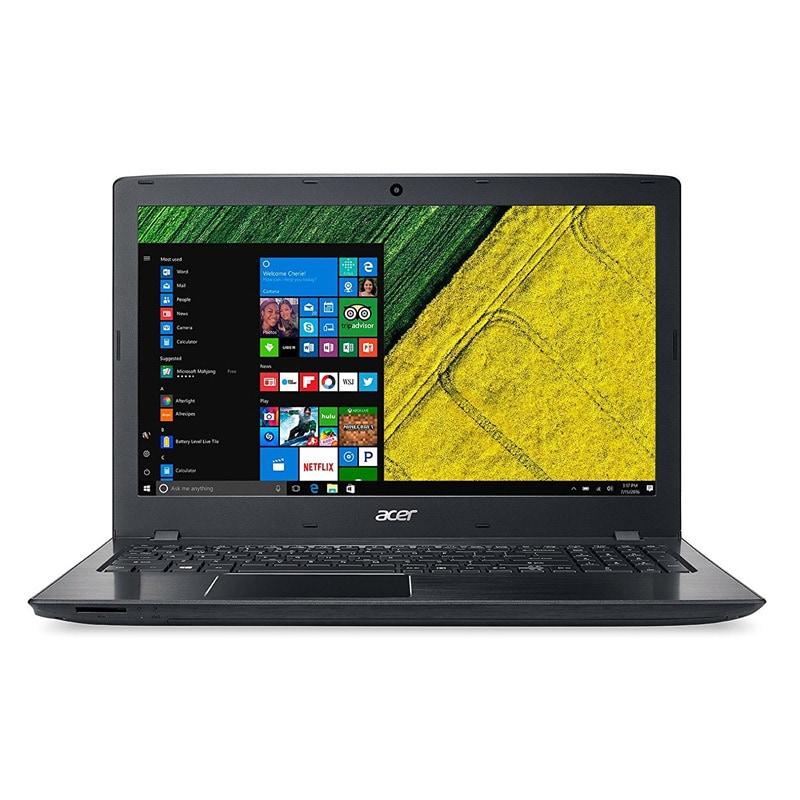 Buy Acer Aspire E15 E5-523 NX.GDNSI.004 15.6 Inch Laptop (APU A9-9410/4GB/1TB/Linux) Black online