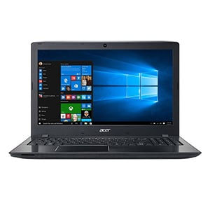 Acer Aspire E5-553 NX.GESSI.003 15.6 Inch Laptop (APU Quad Core A10/4GB/1TB/Win 10) Black