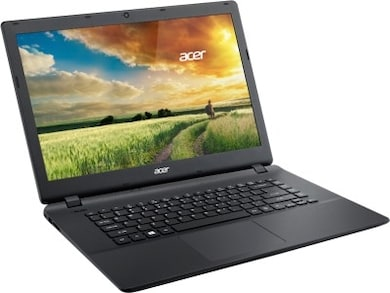 Acer Aspire ES1-520 Notebook (APU Dual Core/4GB/1TB/Linux) (NX.G2JSI.005) (15.6 inch, Charcoal) Price in India
