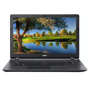 Acer Aspire ES1-521-871T NX.G2KSI.025 15.6 Inch Laptop (APU Quad Core A8 5th Gen/4GB/1TB/Linux) Black
