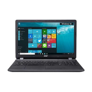 Acer Aspire ES1-572 NX.GKQSI.003 15.6 Laptop (Core i3 6th Gen/4GB/1TB/Win 10) Black images, Buy Acer Aspire ES1-572 NX.GKQSI.003 15.6 Laptop (Core i3 6th Gen/4GB/1TB/Win 10) Black online at price Rs. 32,864