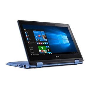 Buy Acer Aspire R3-131T  11.6 Inch 2 in 1 Laptop  (Pentium Quad Core/4GB/500GB/Win 10/Touch) Online