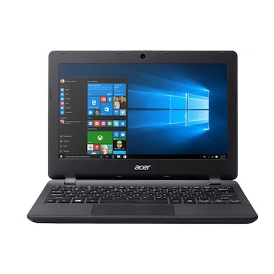 Acer ES1-131 NX.MYKSI.021 11.6 Inch Laptop (CDC 4th Gen/2GB/500 GB/Win 10) Black Price in India