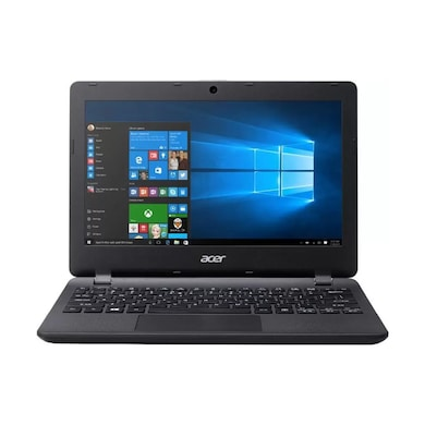 Acer ES1-132 NX.GG2SI.004 11.6 Inch Laptop (Celeron Dual Core 4th Gen/2GB/500GB/Win 10) Black Price in India