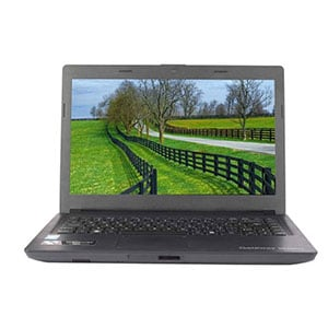 Acer Gateway NE466RS1 UN.Y52SI.006 14 Inch Laptop (Intel Pentium A-1018/2GB/320GB/DOS) Black Gadgets 360 Rs. 14299