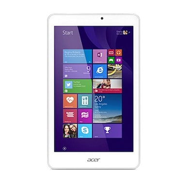 Acer Iconia W1-811 Tablet White, 32 GB Price in India