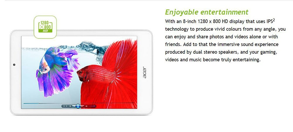 Acer Iconia W1-811 Tablet Photo 6