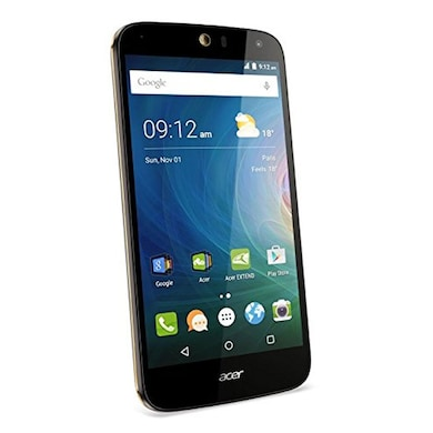 Acer Liquid Z630S (Black, 3GB RAM, 32GB) Price in India