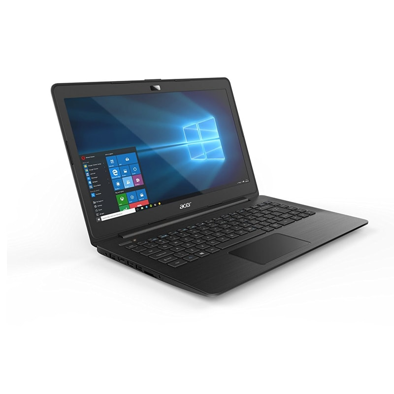 Buy Acer One NX.Y52SI.005 14 Inch Laptop (PQC/4GB/500GB/Linux) Black online