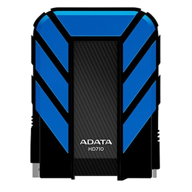 ADATA Dash Drive HD710 2 TB External Hard Drive Blue Price in India