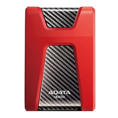 ADATA DashDrive HD650 1TB Portable External Hard Drive Red Price in India