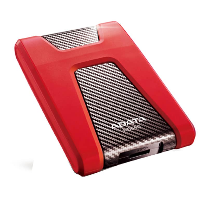 ADATA DashDrive HD650 1TB Portable External Hard Drive Red images, Buy ADATA DashDrive HD650 1TB Portable External Hard Drive Red online