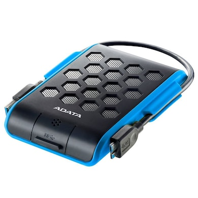 ADATA HD720 1 TB Wired External Hard Drive Blue Price in India