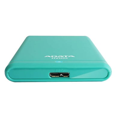 ADATA HV100 1TB External Hard Disks Blue Price in India