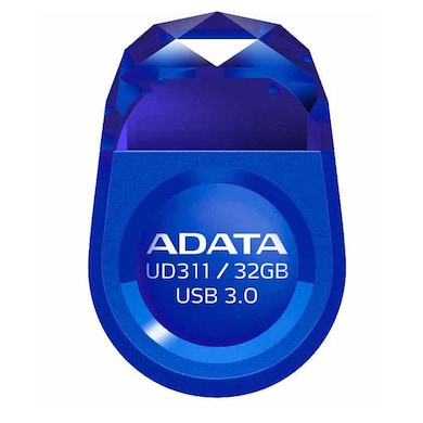 ADATA UD311 32 GB USB 3.0 Flash Drive Blue Price in India