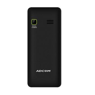 Adcom 221 Digital Camera,3000 mAh Battery,Fm Radio (Black and Green) Price in India