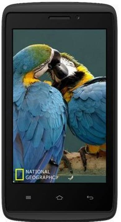 Adcom KitKat A40 B (Black, 512MB) Price in India