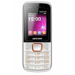 Buy Adcom Nonu X9 White and Orange, 64 MB Online