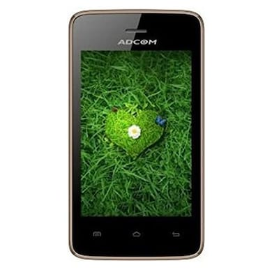 ADCOM T-35 (Black and Gold, 64MB RAM, 64MB) Price in India