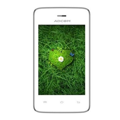 ADCOM T-35 (White and Silver, 64MB RAM, 64MB) Price in India
