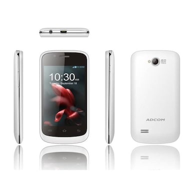 Adcom Thunder A 350 (White, 256MB RAM, 512MB) Price in India
