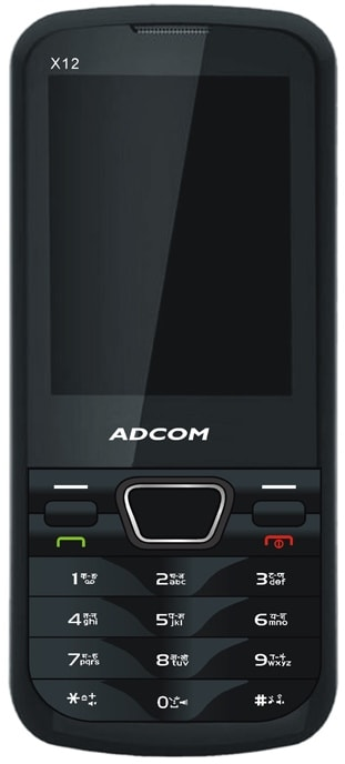 Adcom X12 (Black) Price in India