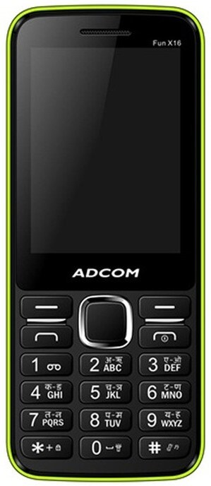 Adcom X16 (Black and Green) Price in India
