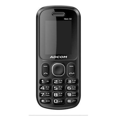 Adcom X2 (Black and Blue, 16MB RAM, 16MB) Price in India