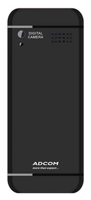 Adcom X4 Lovee (Black, 32MB) Price in India