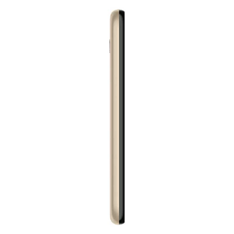 Alcatel Pixi4 4G VoLTE Metal Gold, 8GB images, Buy Alcatel Pixi4 4G VoLTE Metal Gold, 8GB online at price Rs. 4,799