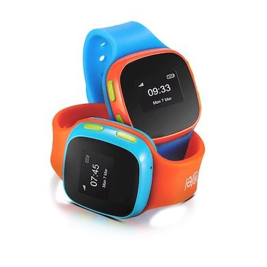67eae114f6b Alcatel SW10 Kids Smart Watch With Calling (Blue+Wristband Orange ...