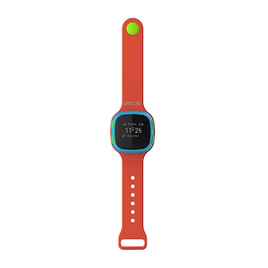 Alcatel SW10 Kids Smart Watch With Calling (Blue+Wristband:Orange) Price in India