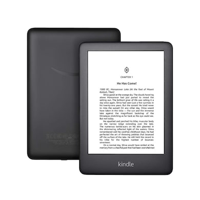 All-New Kindle (10th Gen), 6 Inch Display now with Built-in Light, 4 GB, Wi-Fi Black Price in India