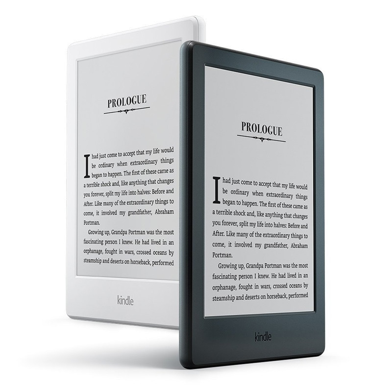 Buy All-New Kindle E-reader 6 Inch Glare-Free Touchscreen Display, Wi-Fi Black online