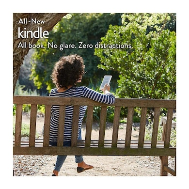 All-New Kindle E-reader Wi-Fi only ( 8th Generation, 4GB ) White Price in India