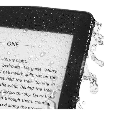 All-New Kindle Paperwhite (10th Gen) 6 Inch Display with Built-in Light, 8GB, Waterproof, WiFi Black Price in India