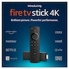 Buy Amazon Fire TV Stick 4K with All-New Alexa Voice Remote | Streaming Media Player Black Online