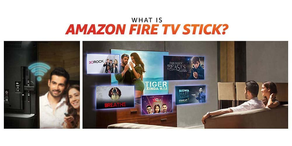 Amazon Fire TV Stick with Voice Remote Streaming Media Player Photo 8