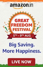 Amazon Great Freedom Festival Sale