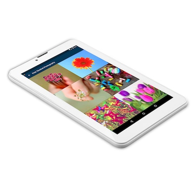 Ambrane AQ-700 3G Calling Tablet White, 8GB Price in India