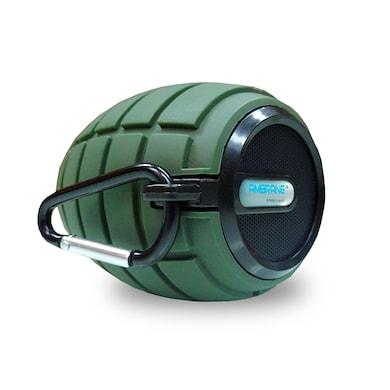 Ambrane BT-4000 Portable Bluetooth Speaker Green Price in India