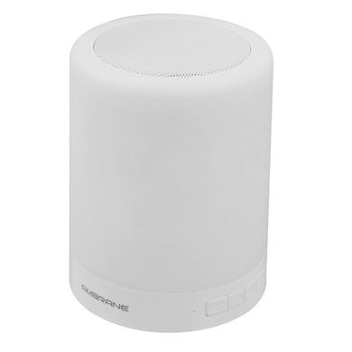 Ambrane BT-6000 Portable Lamp Bluetooth Speaker White Price in India